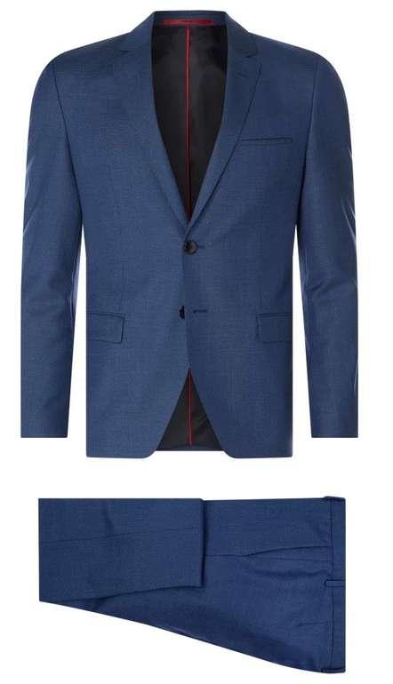 """Hugo Herren Anzug """"Arti/Hesten"""" aus Schurwolle für 339,15€ inkl. Versand (statt 400€)"""