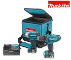 Makita 10,8V CLX201SA (Bohr- + Schlagschrauber, 2x 2Ah-Akku, Ladegerät) für 158,90€