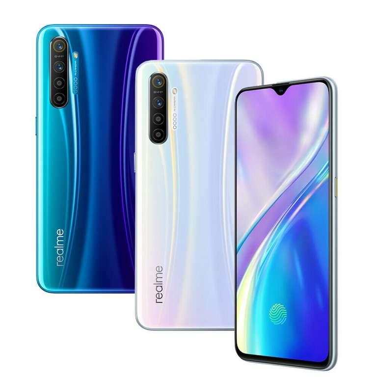 "Realme XT - 6,4"" Smartphone (8 GB RAM, 128 GB Speicher, Snapdragon 712 AIE) für 197,99€ inkl. Versand"