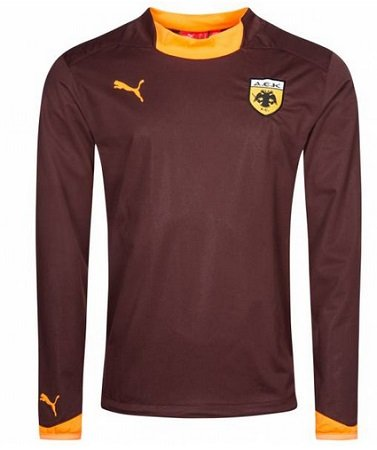 AEK Athen PUMA V1.08 All Weather Herren Trainings Sweatshirt 6,66€ + VSK