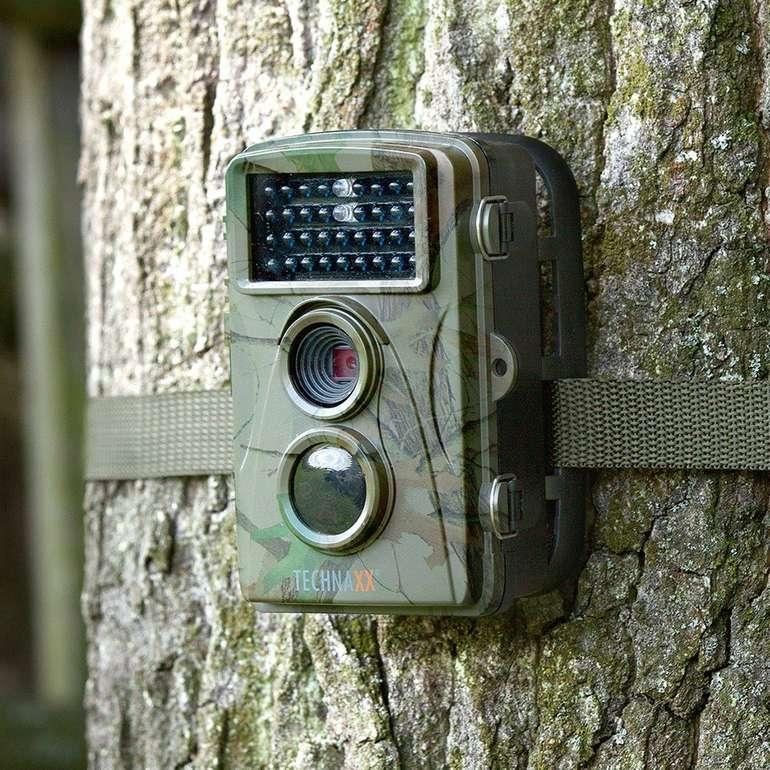 Technaxx TX-69 Wildkamera mit Nachtsicht für 69,94€ inkl. VSK