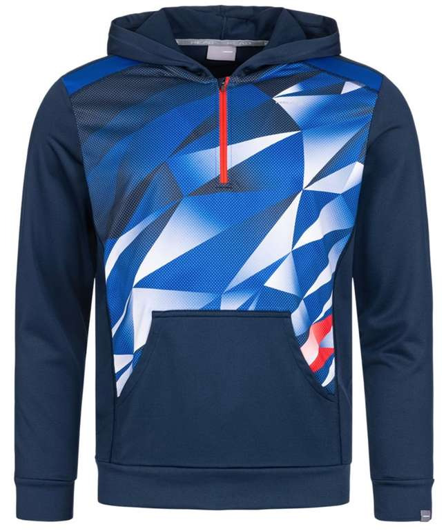 Head Racket Medley Herren Tennis Hoodie Kapuzen Sweatshirt für 19,10€ inkl. Versand (statt 44€)