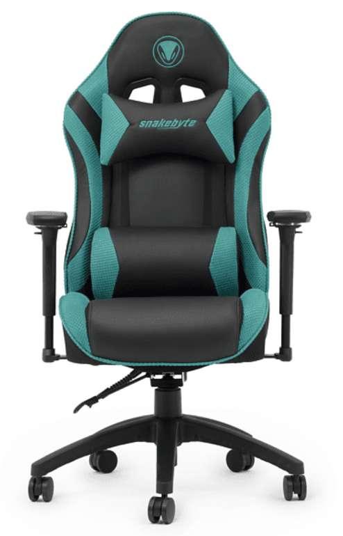 Snakebyte Gaming Stuhl in verschiedenen Farben für je 135€ inkl. Versand (statt 222€)