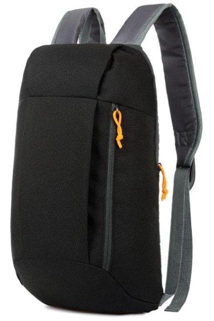 Leichter Nylon-Rucksack mit 10 Litern Volumen für nur 4,25€ inkl. Versand