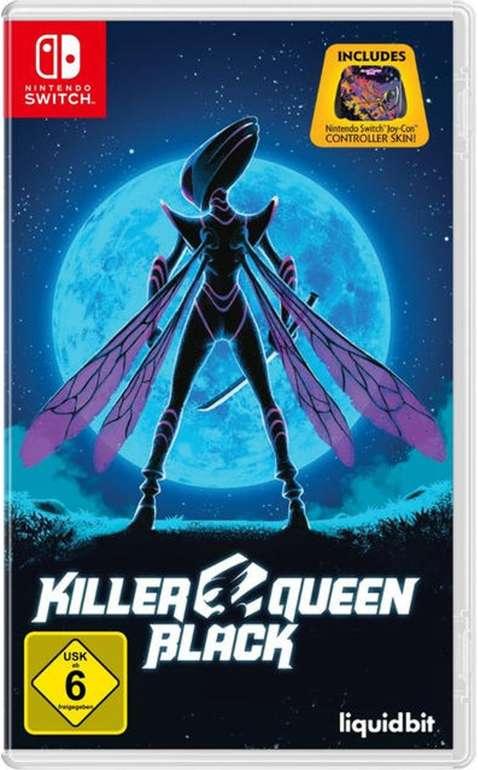 Killer Queen Black - Nintendo Switch für 12,95€ inkl. Versand (statt 22€)