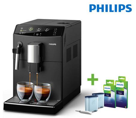 Philips HD8827/01 Kaffeevollautomat + Wartungs-Kit für 249,95€ (statt 319€)