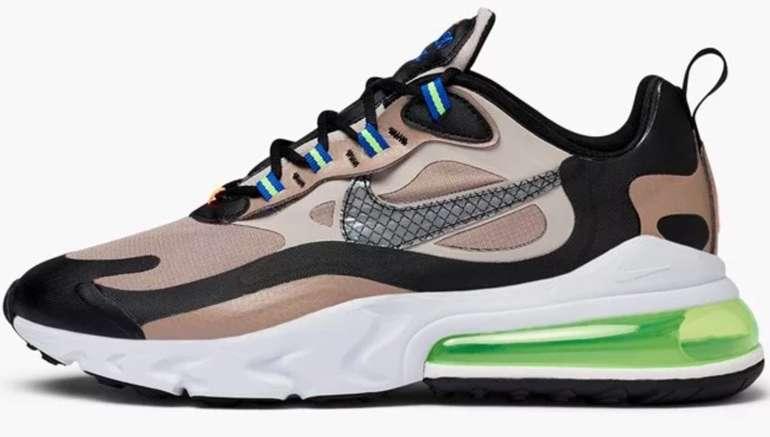 Caliroots: Nike Calendar Sale mit 40% Rabatt auf ausgewählte Produkte, z.B. Nike React Sneaker für 95,40€