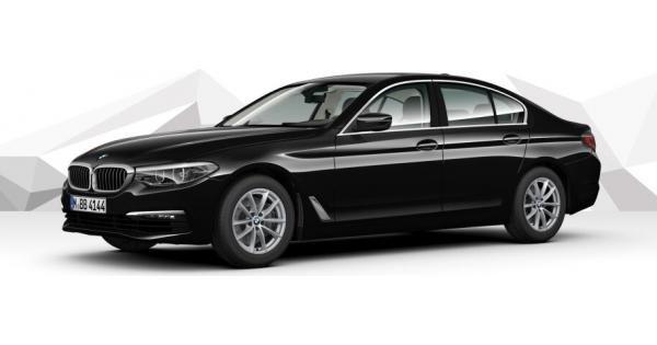 Privat + Gewerbe: BMW 520i für 36 Monate für 299€ Brutto mtl. leasen