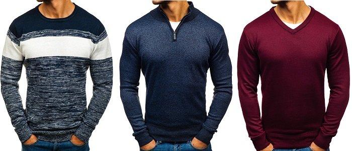 BOLF 5E5 Pullover, Sweater & Strickpullover ab 10,75€ inkl. VSK