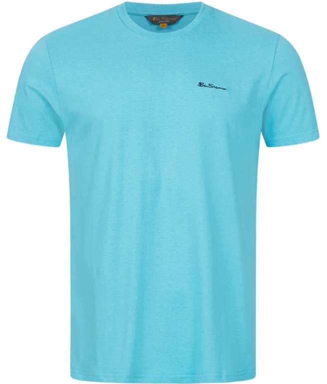 Ben Sherman Herren T-Shirt (vers. Modelle) für 16,94€ inkl. Versand (statt 22€)