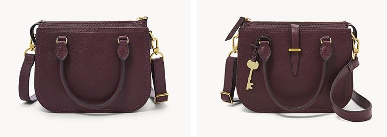 Fossil Damen Tasche Ryder - Mini Satchel 2