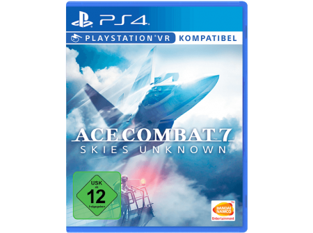 Ace Combat 7: Skies Unknown (PS4) für 35€ inkl. VSK (statt 54€)