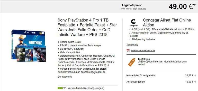 Logitel PS4