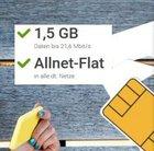 Telekom Comfort Allnet mit 1,5GB nur 8,99€ mtl. (+ Freenet DVB-T2 HD)