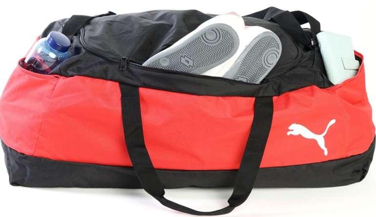 Puma Pro Training II Sporttasche (Maße: 78 x 34 x 32 cm, 85 Liter) für 14,99€ oder zwei Taschen für 20€