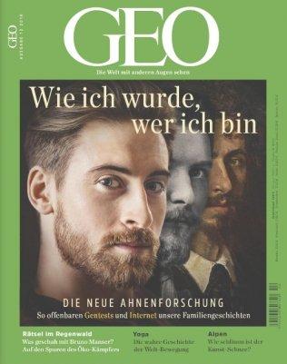 """3 Monats-Abo der Zeitschrift """"GEO"""" für 25,20€ + 25€ Bestchoice Gutschein"""