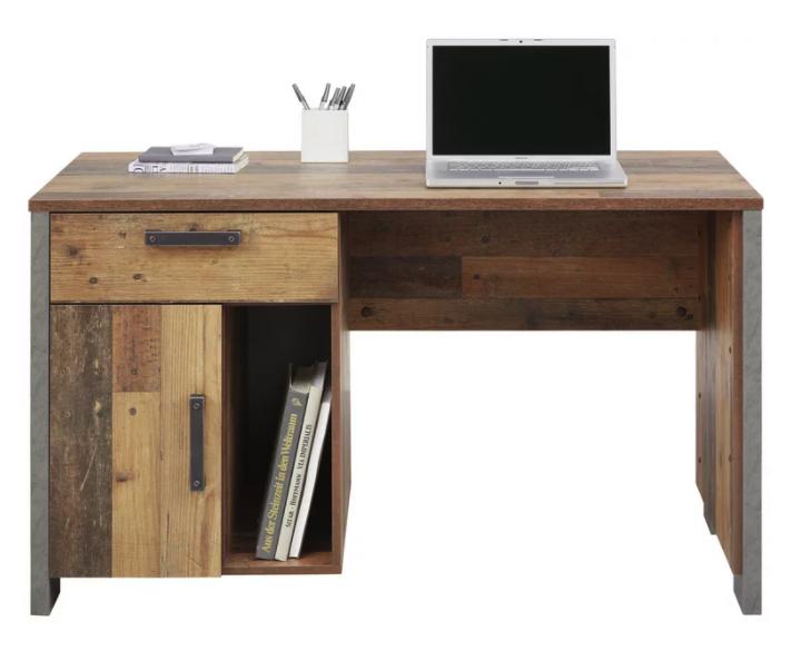 Premium Living Schreibtisch in Braun für 141,25€ inkl. Versand (statt 199€)