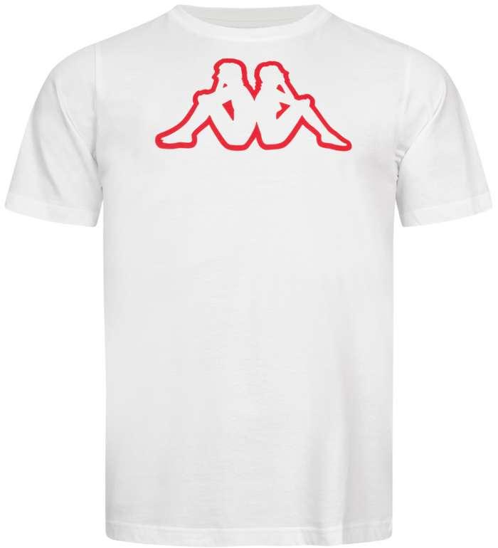 Kappa Sale mit bis 79% Rabatt bei SportSpar - z.B. Kappa Cromen Logo Herren T-Shirt für 7,77€ zzgl. Versand