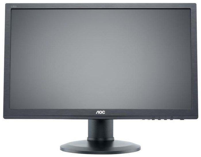 """AOC E2260PQ - 22"""" Monitor (VGA, DVI, DisplayPort, 2ms, 60Hz) für 69€ inkl. Versand (statt 89€)"""