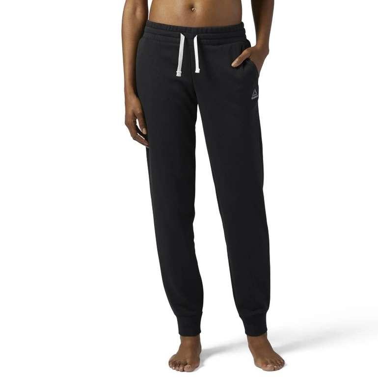 Reebok Damen Jogginghose 'French Terry Sweatpant' in 2 Farben für je 22,73€ inkl. Versand (statt 36€)