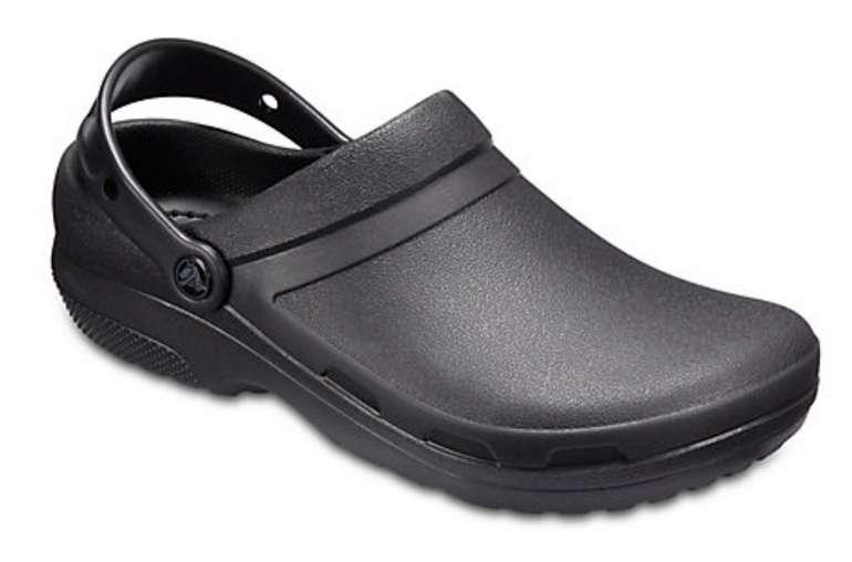Crocs Specialist II Clog Schuh in schwarz für 27,99€ inkl. Versand (statt 40€)