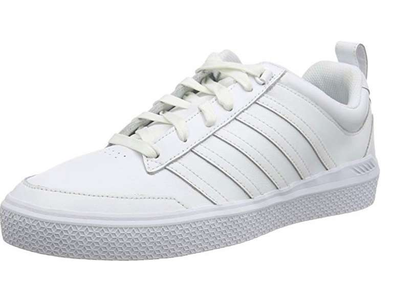 K-SWISS Sneaker 'Devyn' in weiß für 26,97€ inkl. Versand (statt 76,49€)