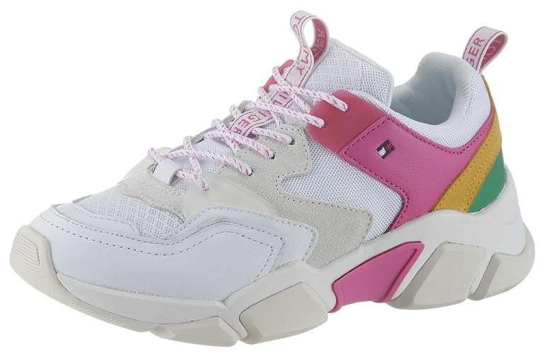Tommy Hilfiger Damen Sneaker 'Pop Color Chunky' für 66,43€ inkl. Versand (statt 86€)