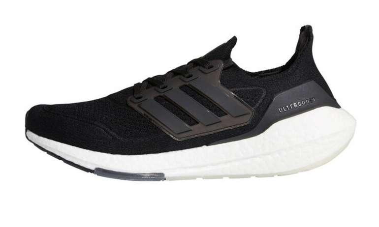 Adidas Performance Ultra Boost 21 Herren Sneaker in schwarz weiß für 89,27€ inkl. Versand (statt 135€)