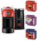 Lavazza Kapselmaschine Jolie&Milk + 6 Pakete Kaffee für 84,99€ inkl. Versand