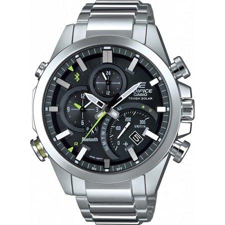 "Casio Edifice ""EQB-501D-1AMER"" Hybrid-Smartwatch für 199€ (statt 255€)"
