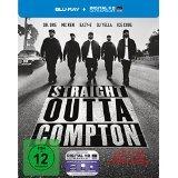 Straight Outta Compton: Limited Steelbook [Blu-ray] für 6,45€ (statt 9€)