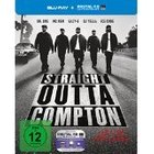 Straight Outta Compton: Limited Steelbook [Blu-ray] für 6,45€ (statt 9€)