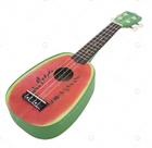 Ukulele im Hawaii Watermelon Design aus Linde für 14,23€ inkl. Versand