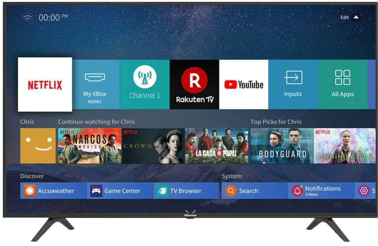"Hisense H65B7100 - 65"" Smart TV (UHD 4K, EEK A+) für 498,55€ inkl. Versand"