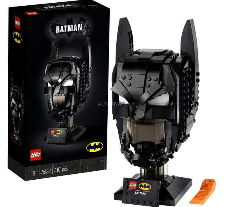 Lego DC Super Heroes Batman Helm (76182) für 37,99€inkl. Versand (statt 43€)