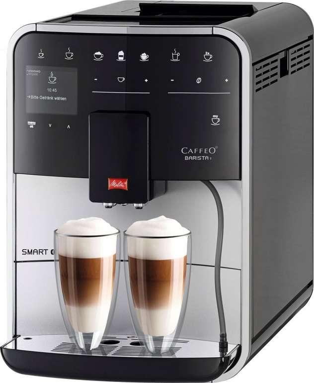 Melitta Caffeo Barista T Smart F831-101 für 595€ inkl. Versand (statt 770€)