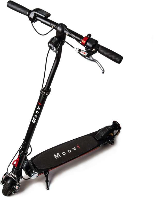 Moovi ES145A E-Scooter mit Straßenzulassung (max. 20 km/h) für 649€ inkl. VSK
