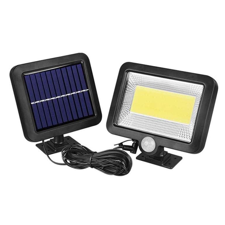 Docooler wasserdichte Solarlampe mit Bewegungsmelder für 12,99€ inkl. Versand (statt 26€)
