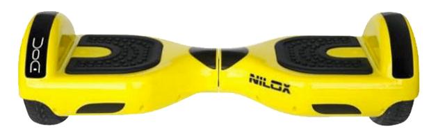 Nilox Doc 1 Hoverboard in gelb für 108€ inkl. Versand (statt 125€)