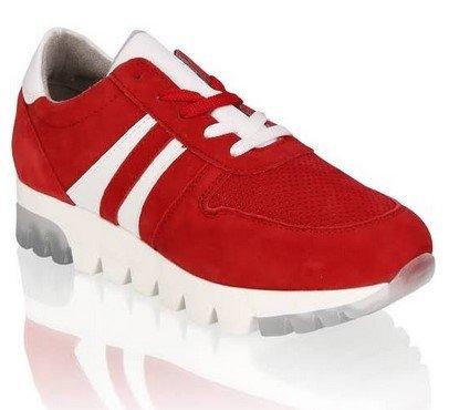 Tamaris Damn Sneaker in rot für 38,17€ inkl. Versand (statt 61€)