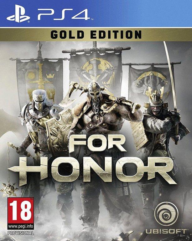 For Honor (Gold Edition) [PS4] für 23,50€ inkl. Versand (statt 45€)