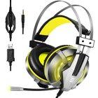 EKSA Gaming Headset mit LED-Licht für nur 10,79€ inkl. VSK