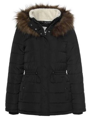 Tom Tailor Denim Damen Winterjacke für 64,26€ (statt 120€)