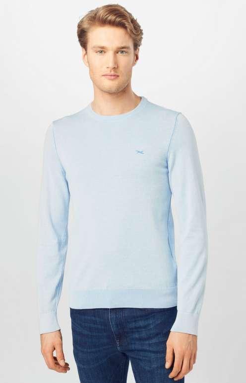 Brax Herren Pullover in hellblau für 29,90€ inkl. Versand (statt 45€)