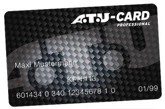 A.T.U. Kundenkarte kostenlos beantragen & 5.000 Punkte (Wert: 50€) sichern