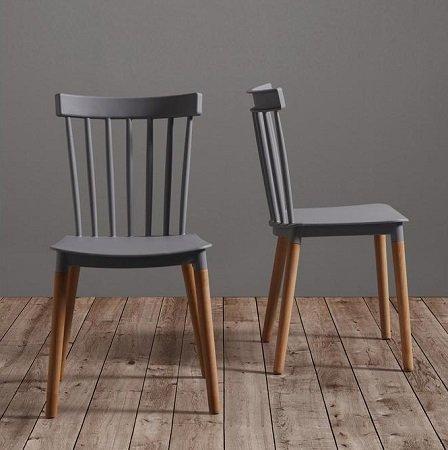 """Doppelpack Stühle """"Celine"""" für 21,80€ inkl. VSK - 4 Farben zur Auswahl!"""