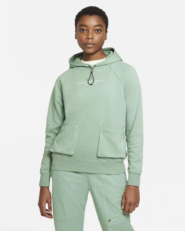Nike Sportswear Swoosh Damen French-Terry-Hoodie für 29,23€ inkl. Versand (statt 60€) - Nike Membership!