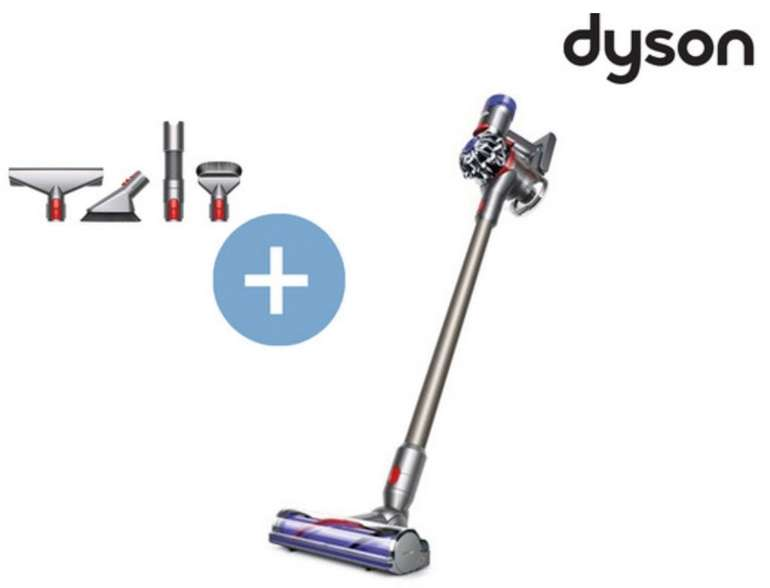 Dyson V8 Motorhead + Zubehörsatz für 278,90€ inkl. Versand (statt 337€)