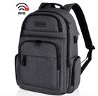 """Kroser Laptop Rucksack für 15,6"""" Notebooks (USB-Ladeanschluss, RFID-Schutz) für 23,09€"""