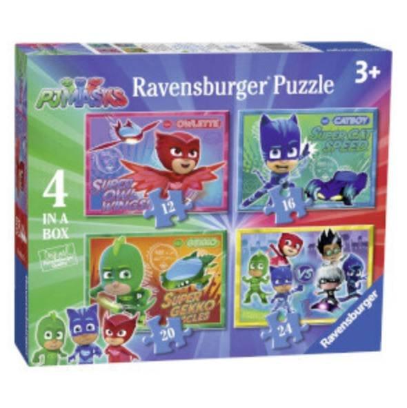 "Ravensburger ""Puzzle- & Spiel- Sale"" - z.B. PPJ Masks - Pyjamahelden Puzzle für 5,99€ (statt 15€)"
